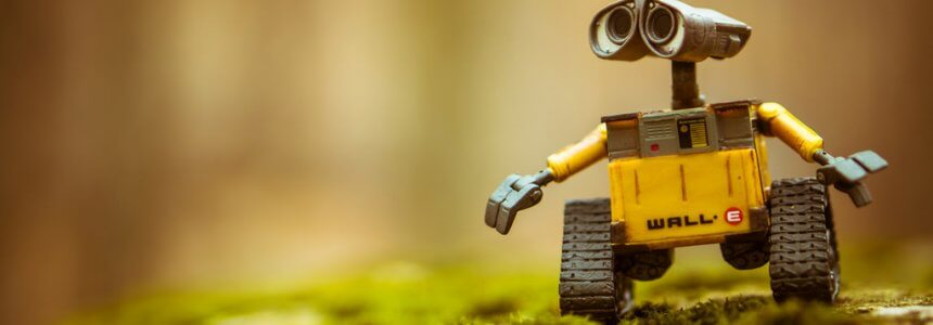 Here comе the robots!
